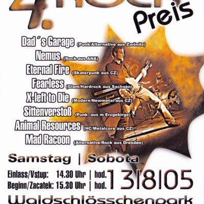4. ERZGEBIRGISCHER ROCKPREIS