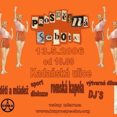 PROSPĚŠNÁ SOBOTA 2006