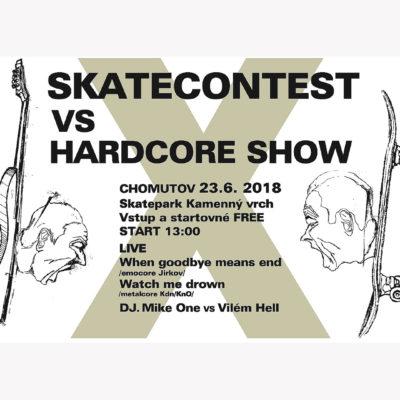 X. Chomutov Skate Contest