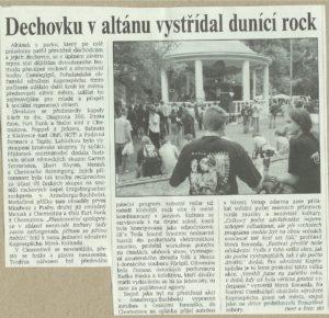 Chomutovské noviny, 15.9.04 (Vlastní)