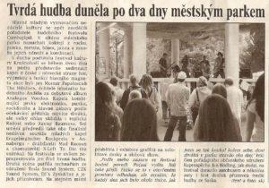 Chomutovské noviny, 7.9.05, str. 5 (Vlastní)
