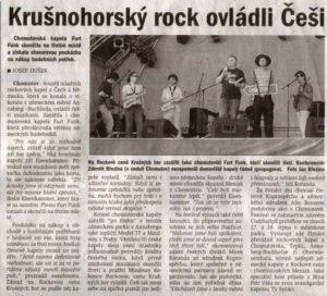 Deník Chomutovska ER (Vlastní)