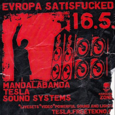 EVROPA SATISFUCKED