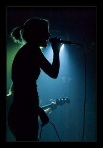 zpěvačka (Vlastní)