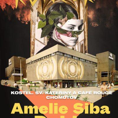 KONZERT XXI – Amelie Siba + Dukla