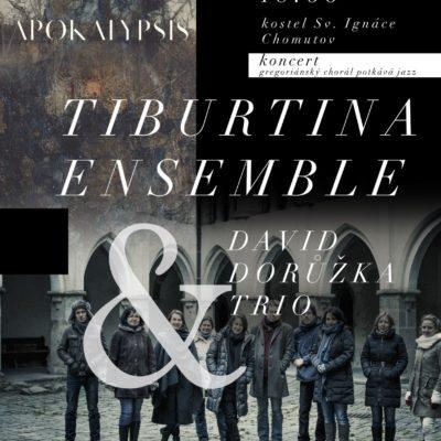 koncert Tiburtina Ensemble + David Dorůžka Trio